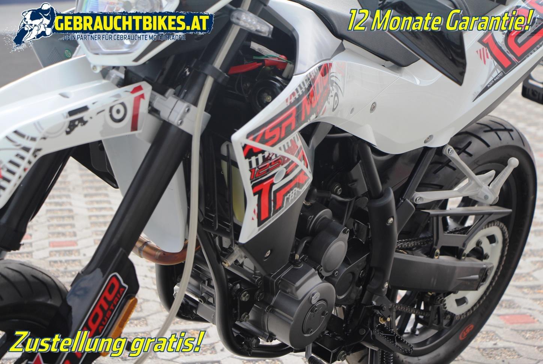 KSR Moto TR 125 SM Motorrad, neu