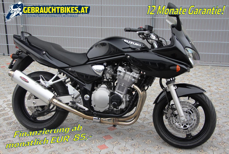 Suzuki Bandit 600S