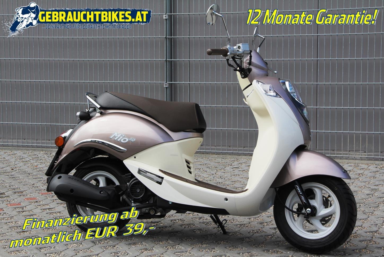 Sym Mio 50 Motorrad, neu