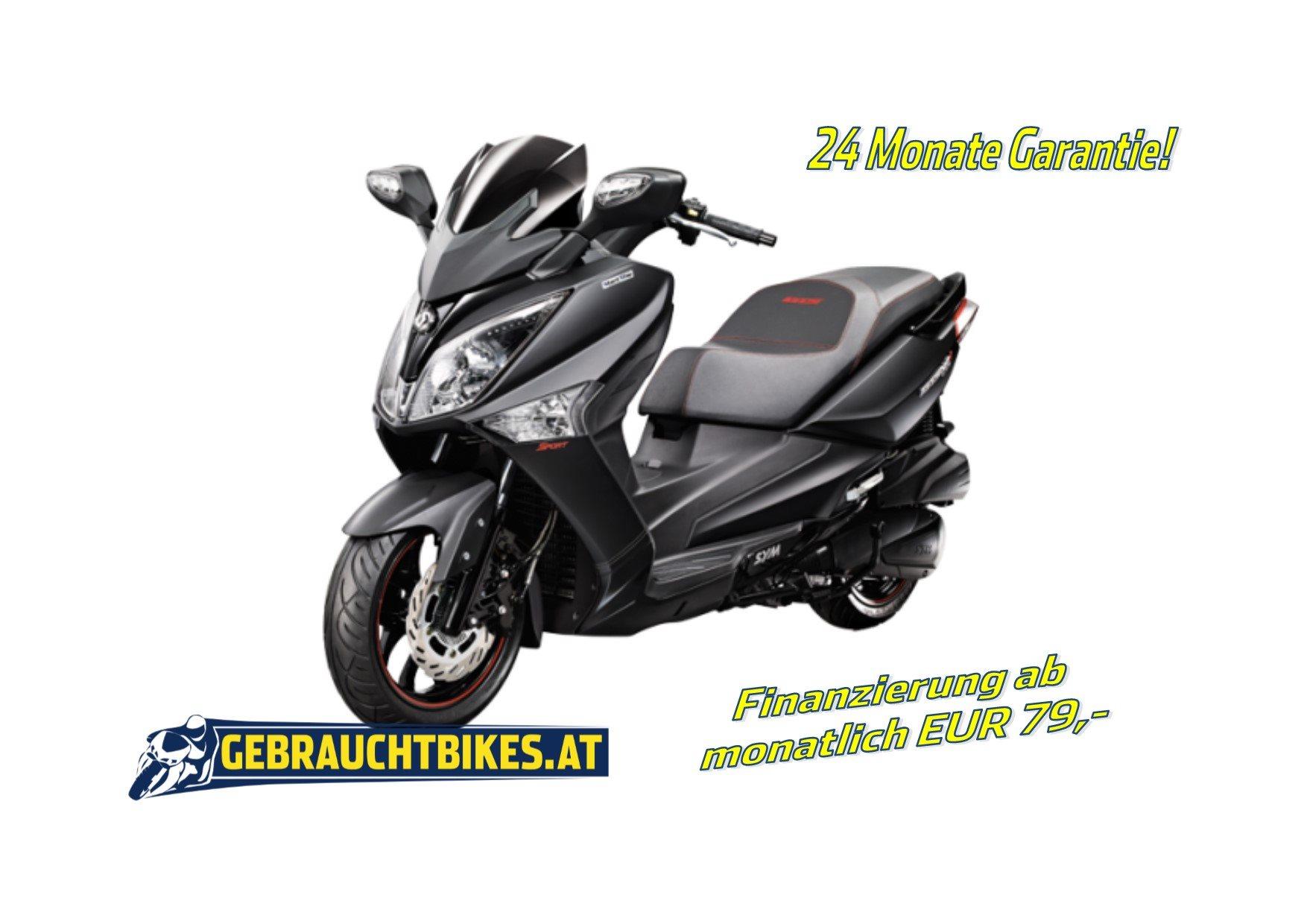 Sym GTS 300i Sport Motorrad, neu