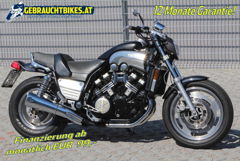 Yamaha V-Max VMX 1200 Motorrad, gebraucht