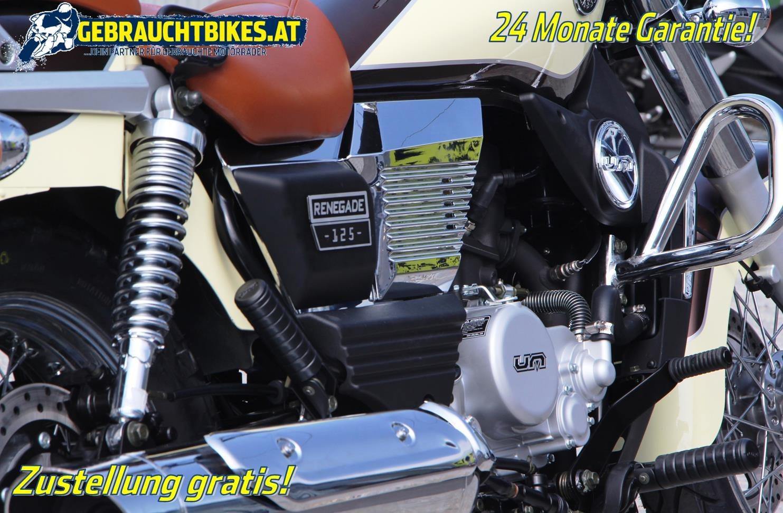 United Motors UM Renegade Commando Classic 125
