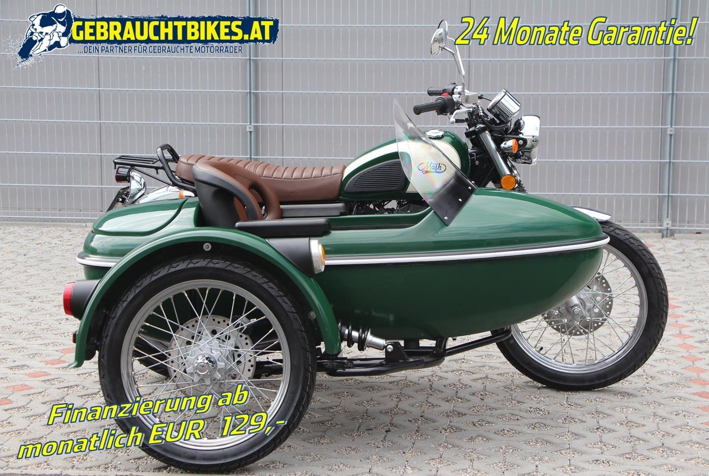 Mash Five Hundred Motorrad, neu
