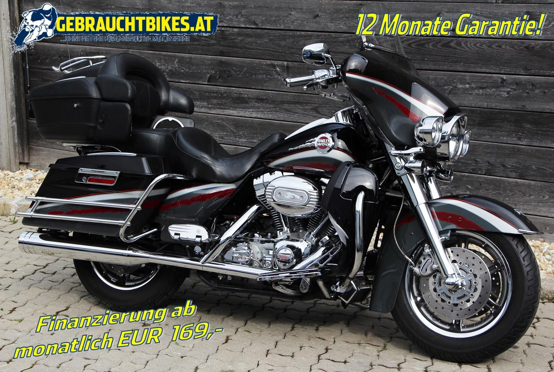 Harley-Davidson Electra Glide Ultra Classic FLHTCU