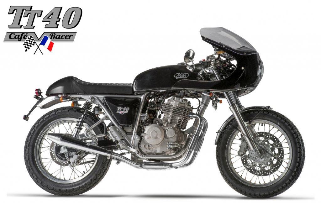 Mash TT40 Cafe Racer