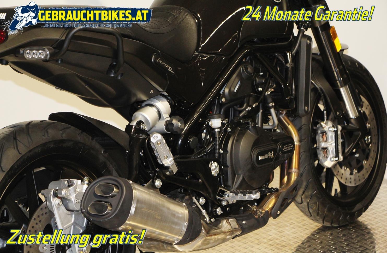 Benelli Leoncino 500 Sport Motorrad, neu