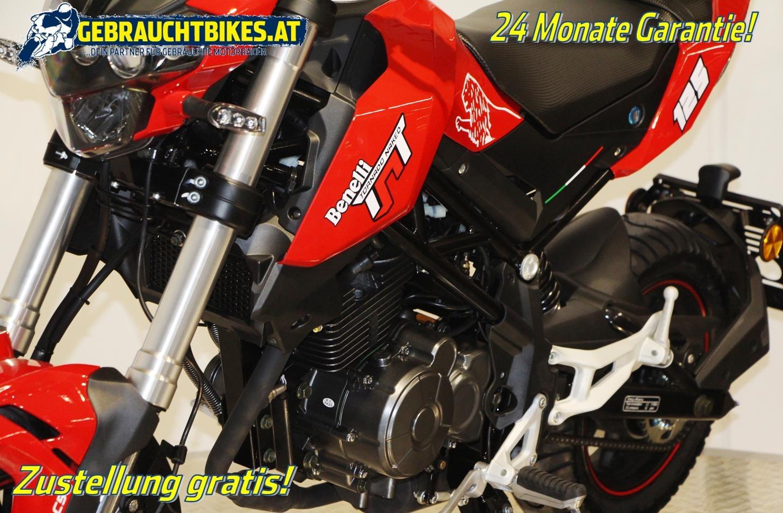 Benelli TnT 125 Motorrad, neu