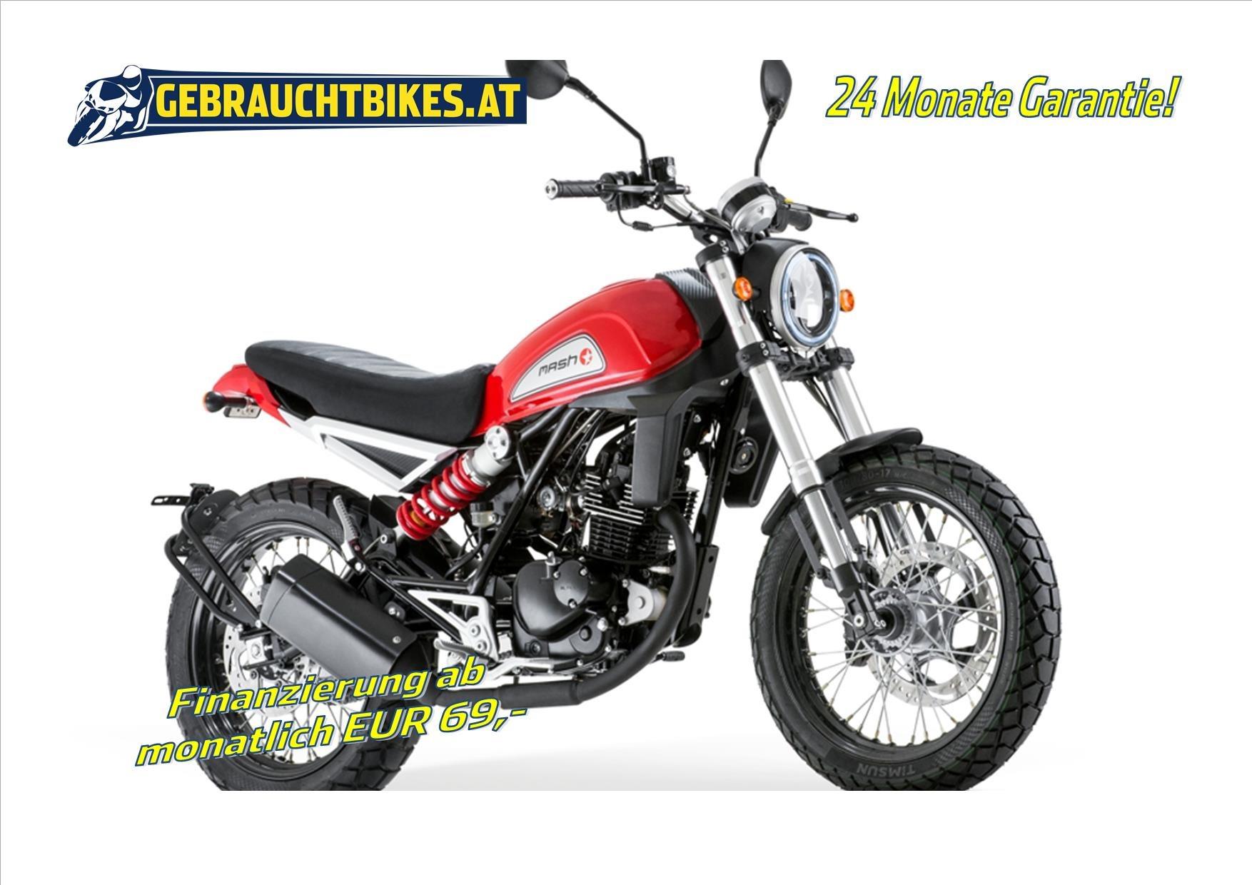 Mash Falcone 125