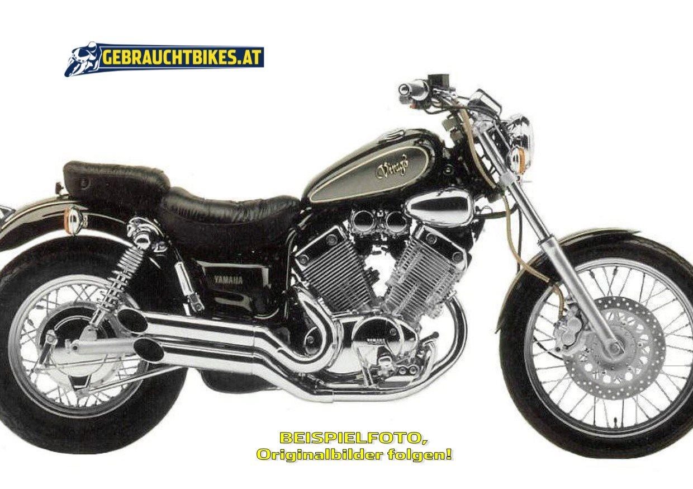Yamaha XV 535 Virago Motorrad, gebraucht