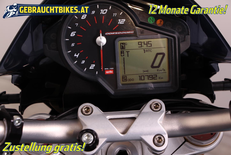 Aprilia Dorsoduro 1200 ABS ATC