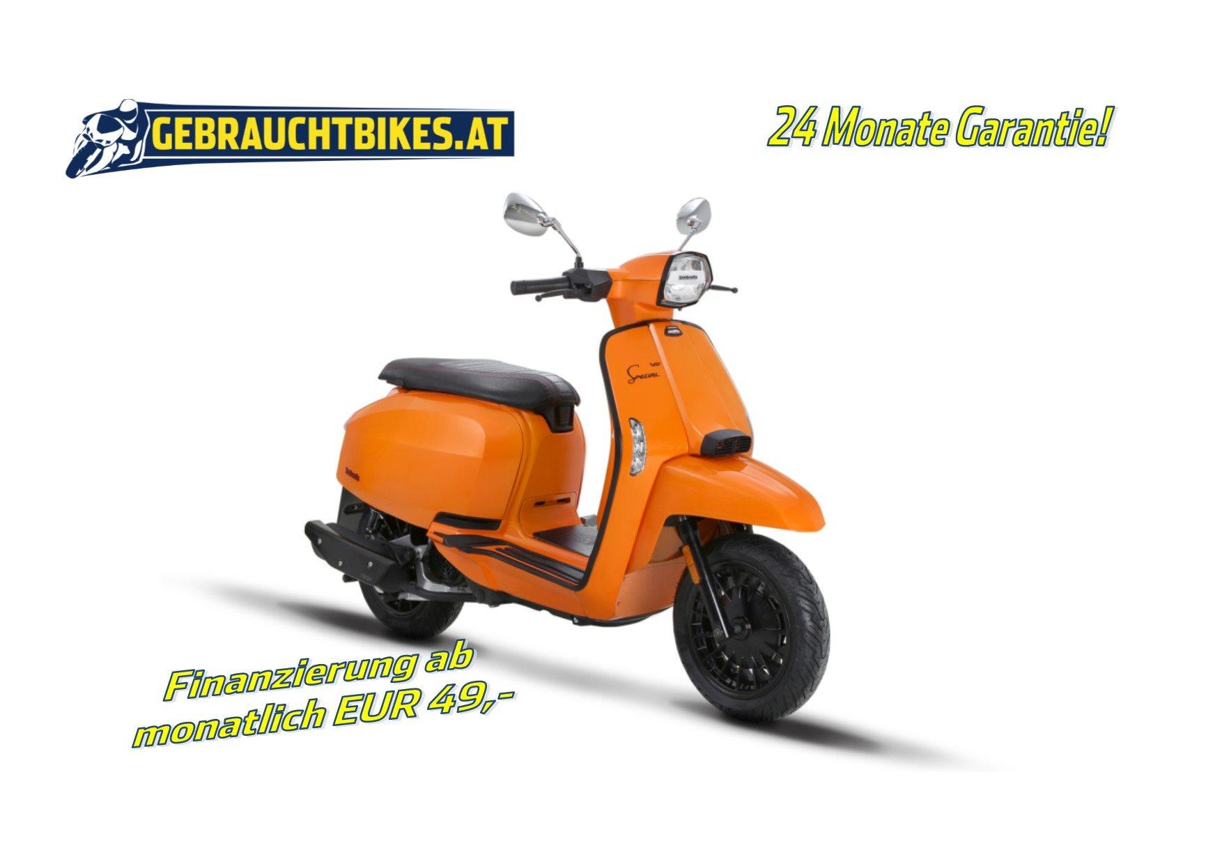 Lambretta V50 Special