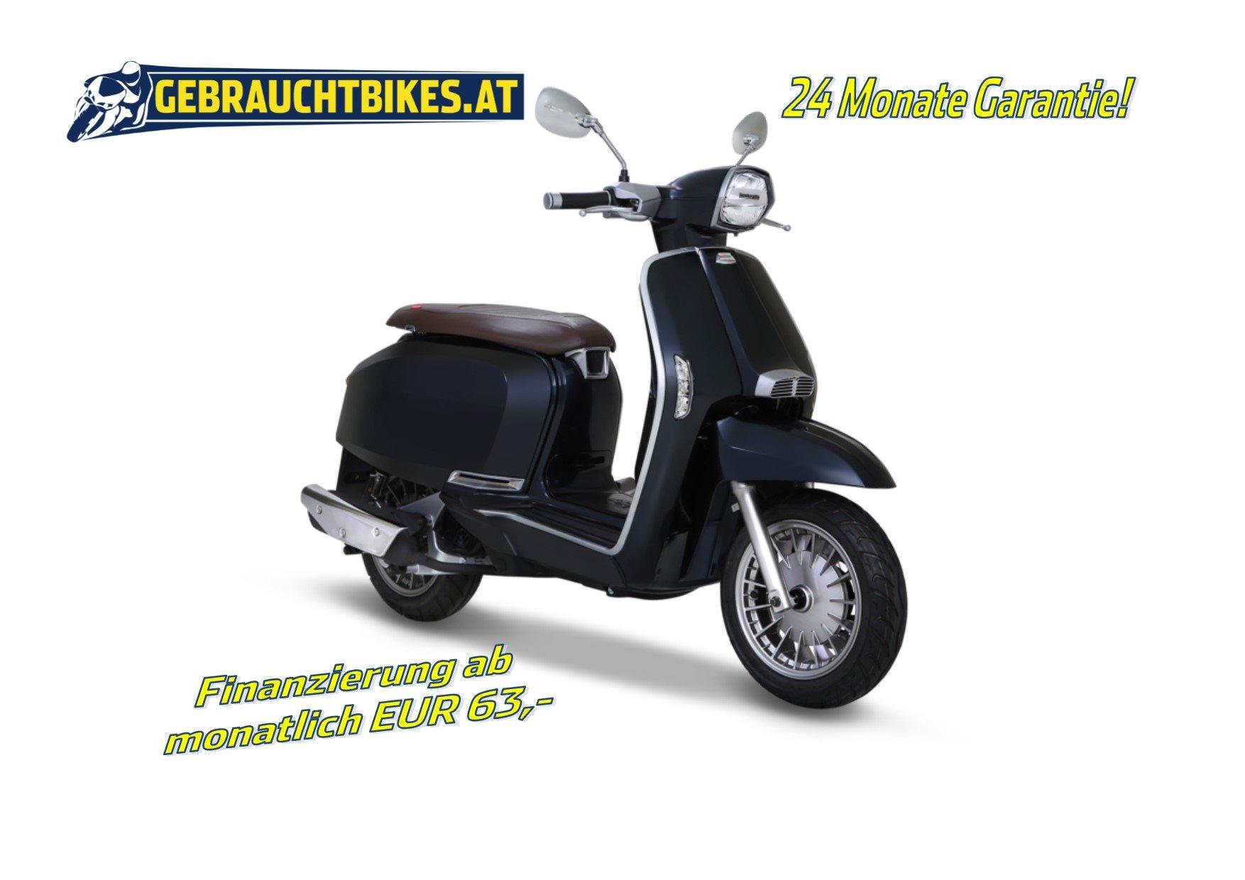 Lambretta V200 Special Motorrad, neu