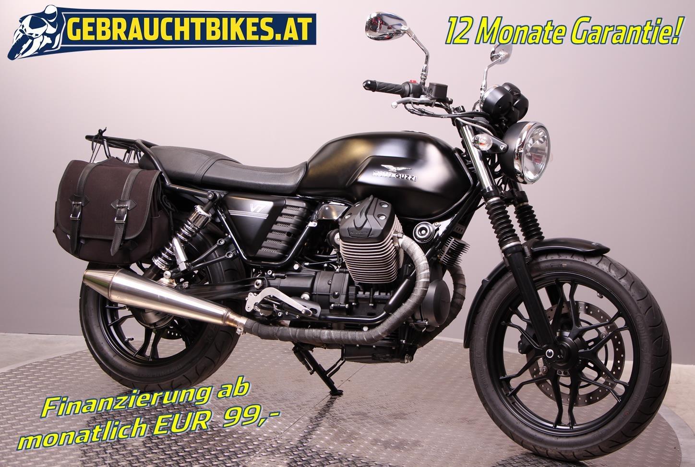 Moto Guzzi V7 750 Stone