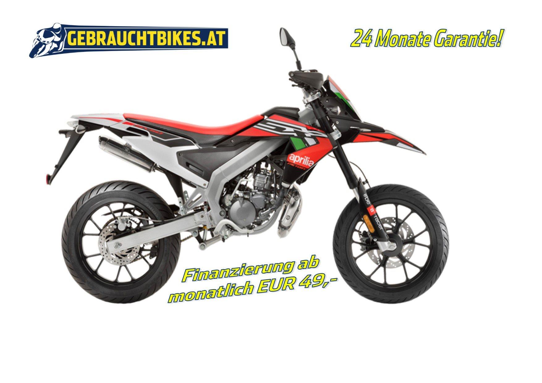 Aprilia SX 50 Supermoto