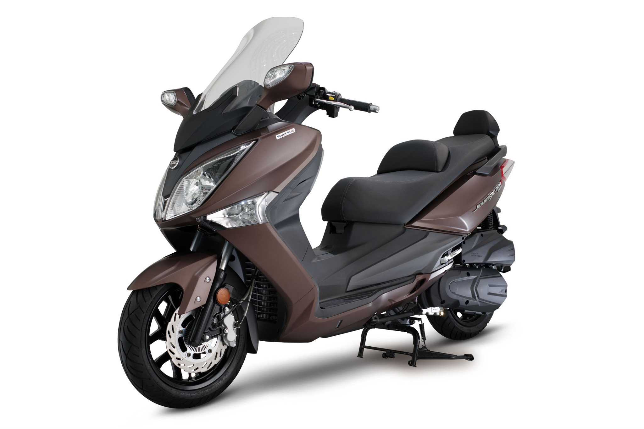 Sym MaxSym 600i Motorrad, neu