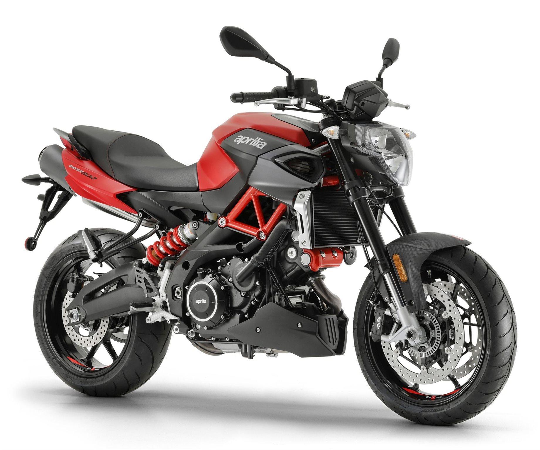 Aprilia Shiver 900 Motorrad, neu