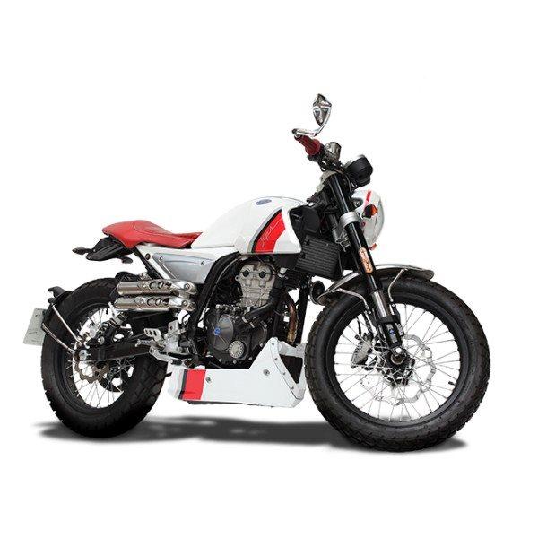 FB Mondial HPS 125i Motorrad, neu