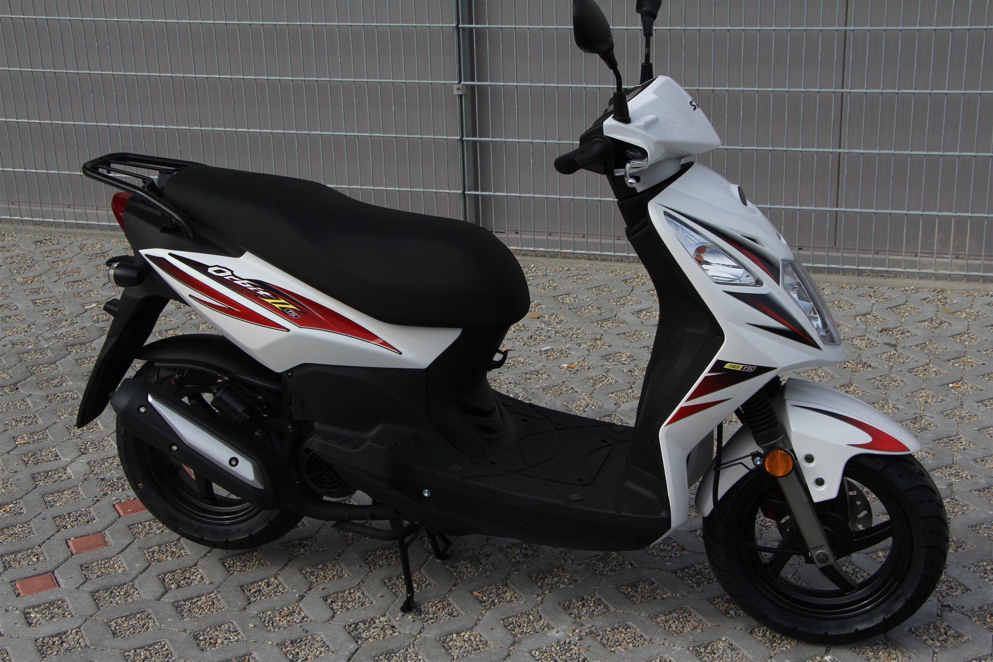 Sym Orbit 50 Motorrad, neu