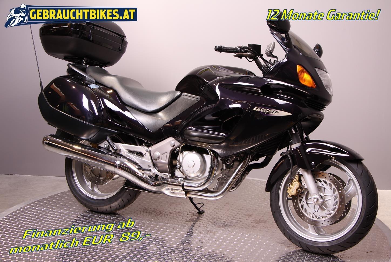 Honda NT 650V Deauville Motorrad, gebraucht
