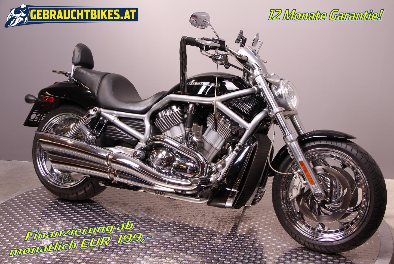 Harley-Davidson V-Rod VRSCAW Motorrad, gebraucht