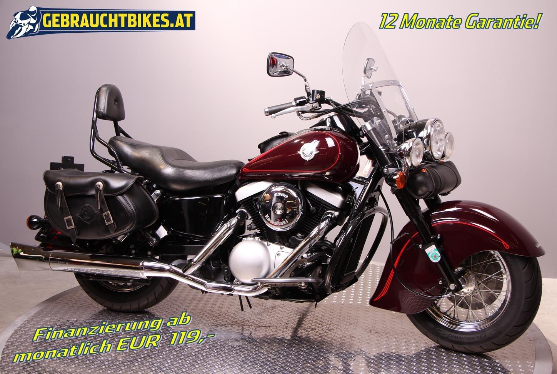 Kawasaki VN 1500 Drifter Motorrad, gebraucht