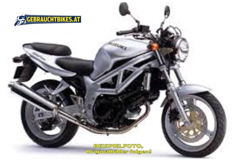 Suzuki SV 650 Motorrad, gebraucht