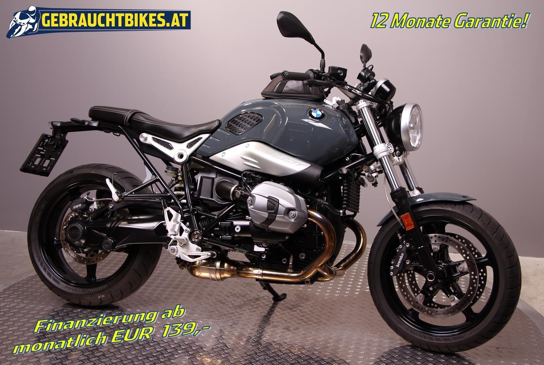 BMW R nineT Pure Motorrad, gebraucht