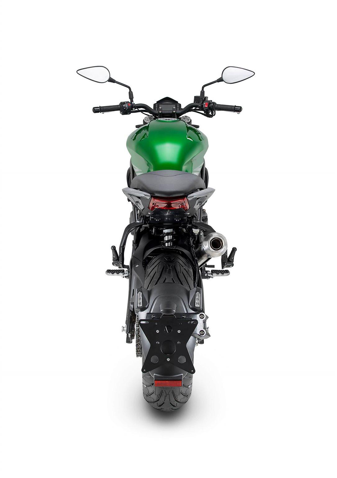 Benelli 752 S Motorrad, neu