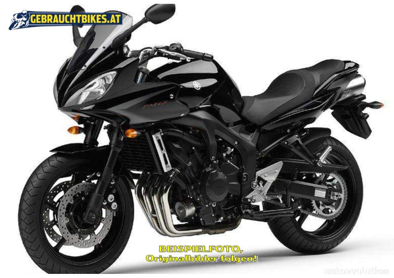 Yamaha FZ6 Fazer Motorrad, gebraucht