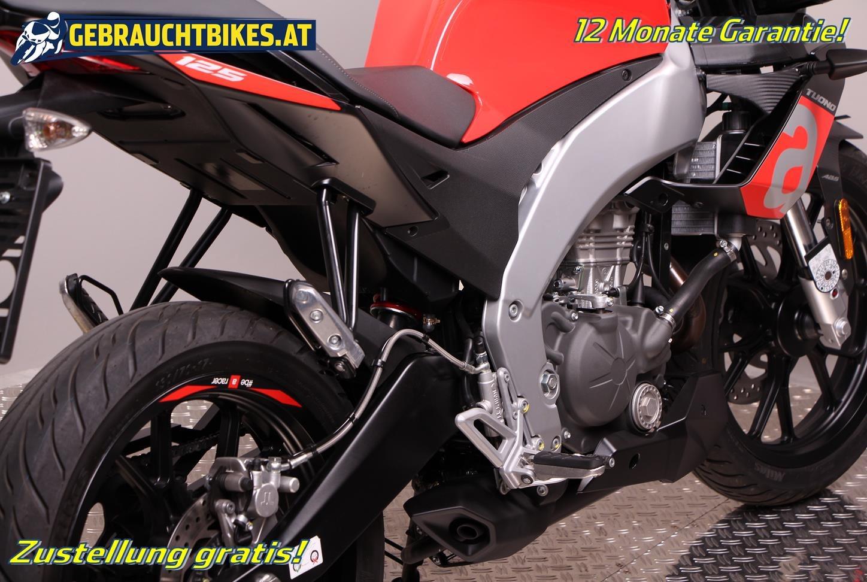 Aprilia Tuono 125 Motorrad, gebraucht