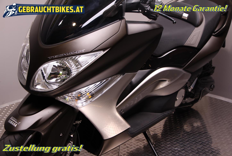 Yamaha T-MAX 500 Motorrad, gebraucht