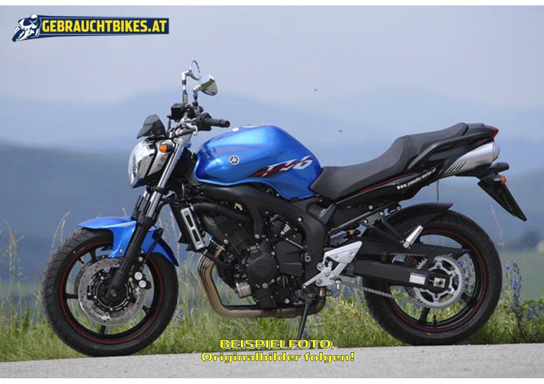 Yamaha FZ-6N Motorrad, gebraucht