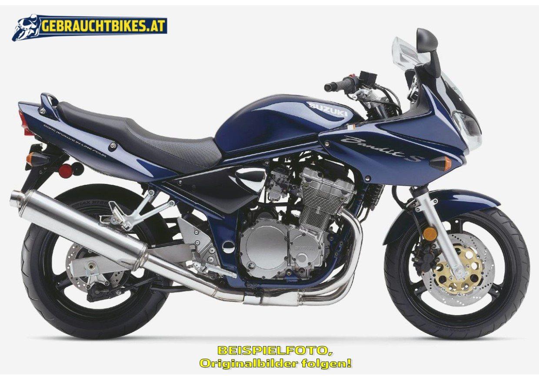 Suzuki Bandit 600S Motorrad, gebraucht