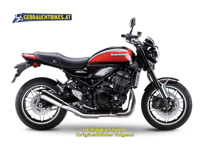Kawasaki Z900RS Motorrad, gebraucht