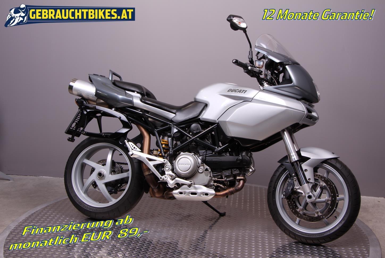 Ducati Multistrada 1000 Motorrad, gebraucht