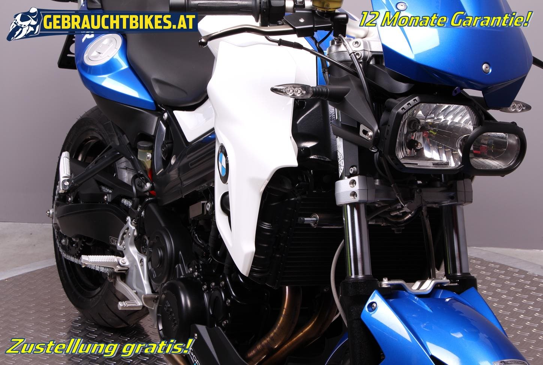 BMW F 800 R Motorrad, gebraucht