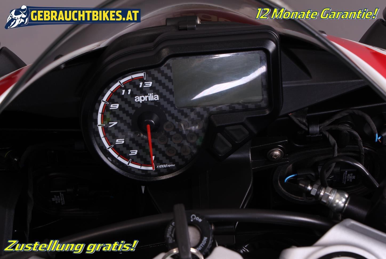Aprilia RS 125 Replica Motorrad, gebraucht