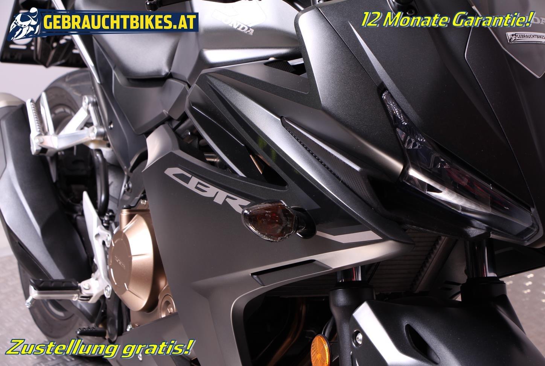 Honda CBR 500 R Motorrad, gebraucht