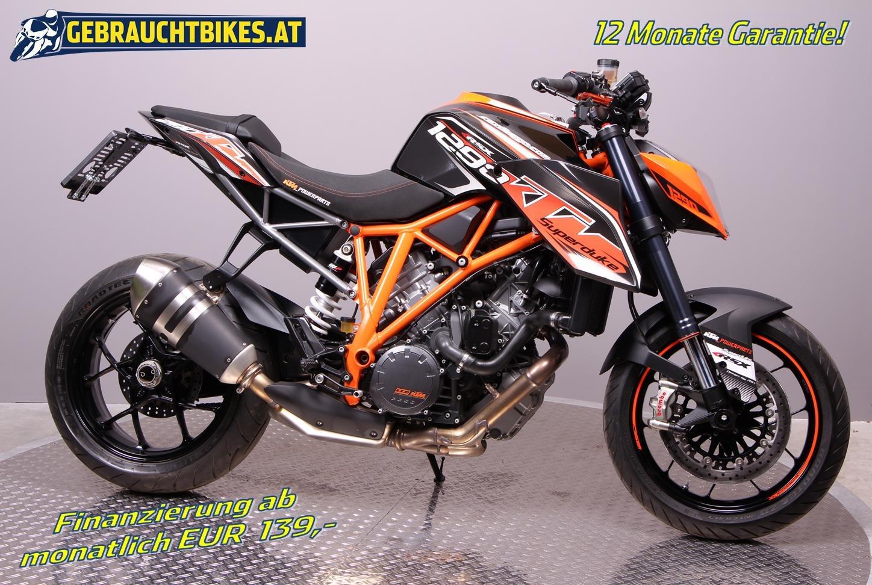 KTM 1290 Super Duke R Motorrad, gebraucht