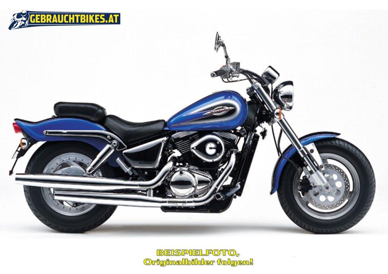 Suzuki VZ 800 Marauder Motorrad, gebraucht
