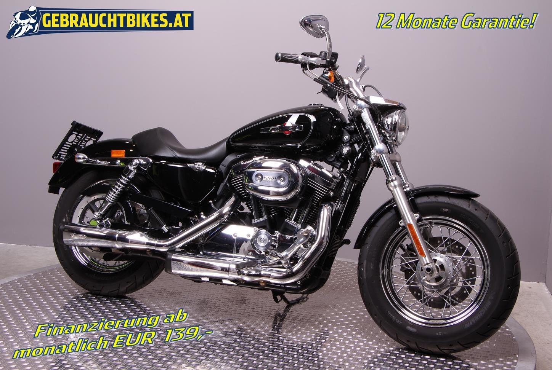Harley-Davidson Sportster XL 1200 Motorrad, gebraucht