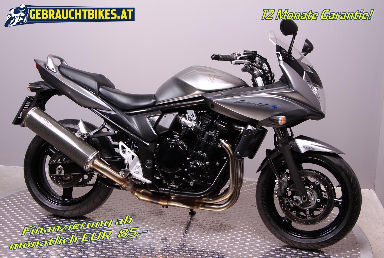 Suzuki Bandit 650S Motorrad, gebraucht