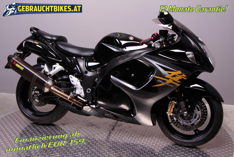 Suzuki GSX 1300 R Hayabusa Motorrad, gebraucht