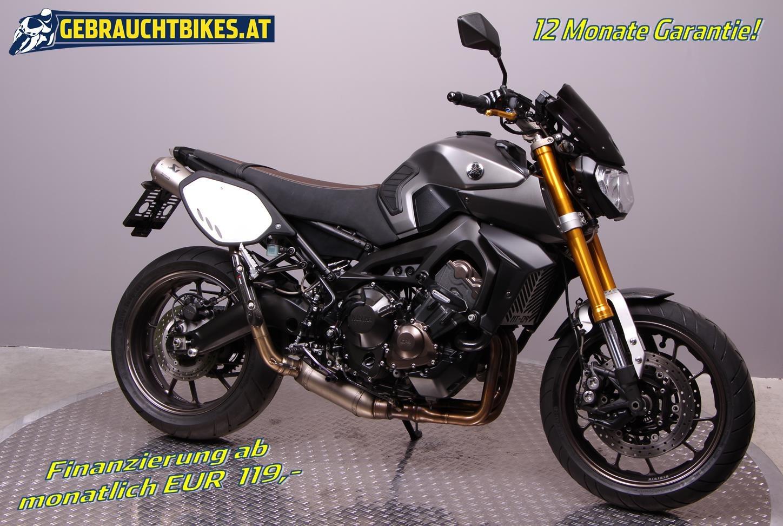 Yamaha MT-09 Sport Tracker Motorrad, gebraucht