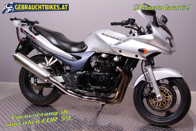 Kawasaki ZR-7 S Motorrad, gebraucht
