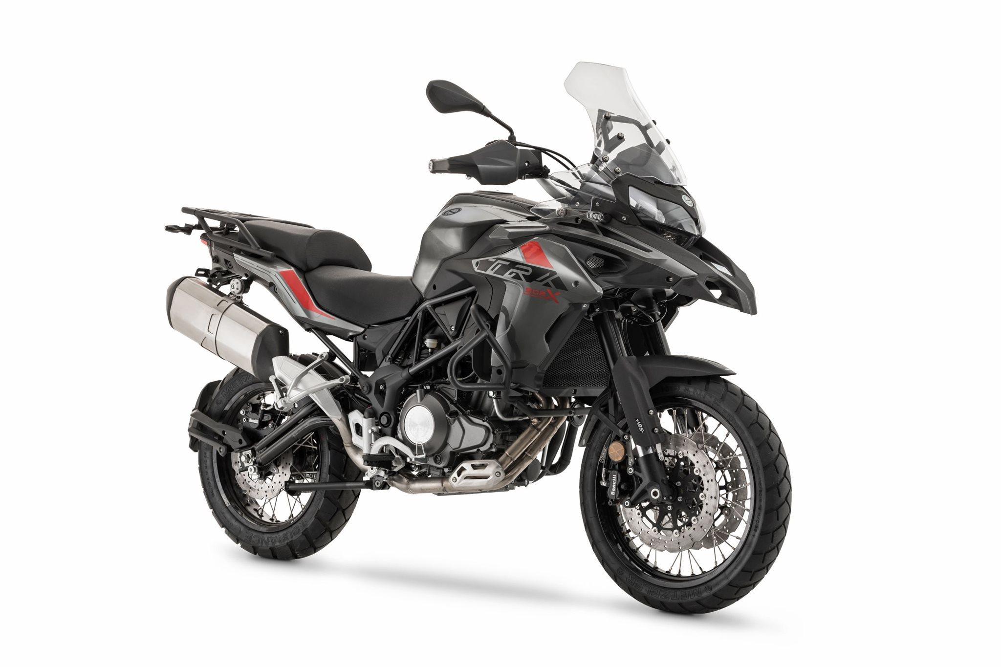 Benelli TRK 502 X Motorrad, neu