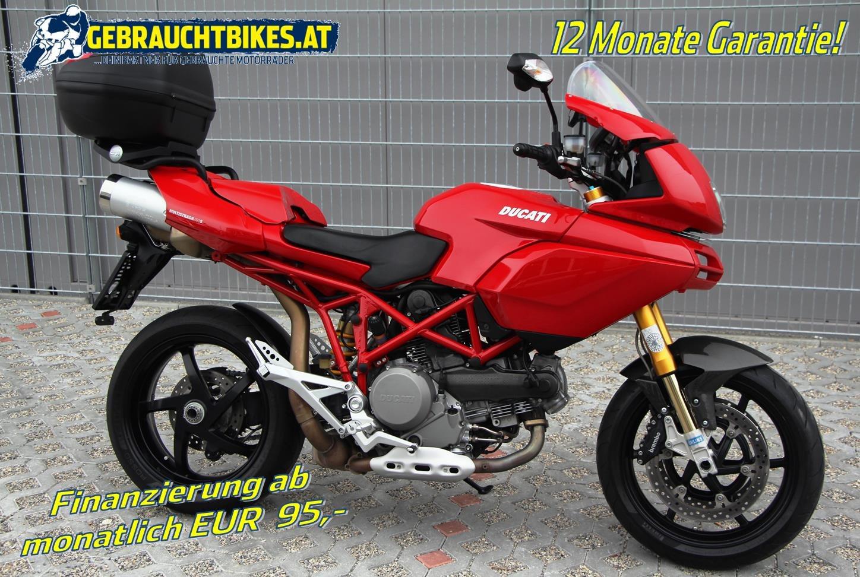 Ducati Multistrada 620 Motorrad, gebraucht
