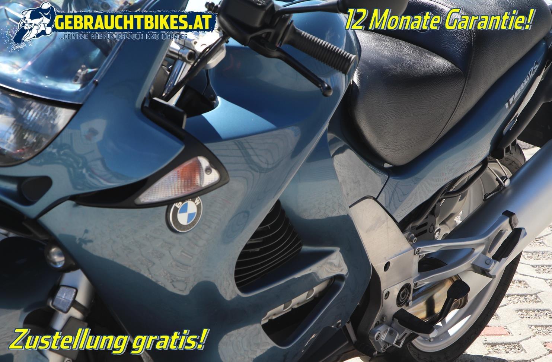 BMW K 1200 R Sport Motorrad, gebraucht