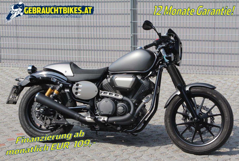 Yamaha XV950 Racer Motorrad, gebraucht