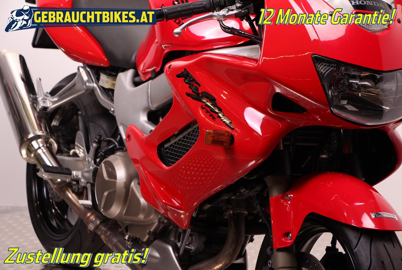 Honda VTR 1000 F Fire Storm Motorrad, gebraucht